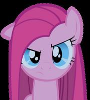 Serious Pinkie Pie by chir-miru