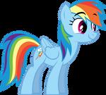 MLP - FiM: Dash's Stare