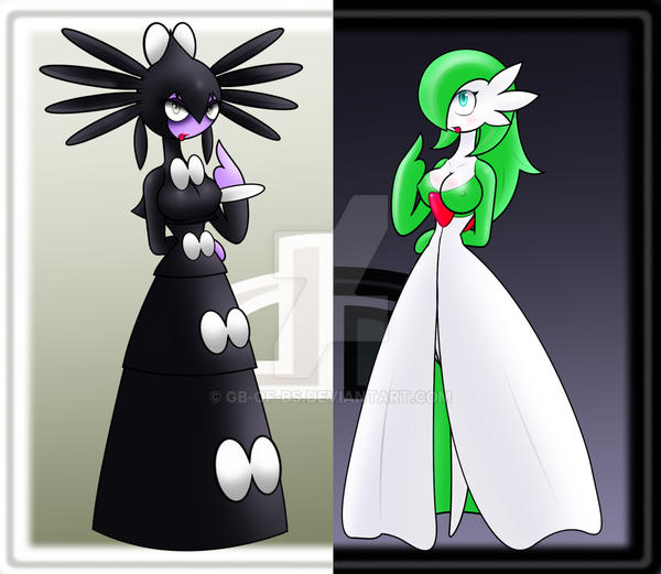 Swanna Rated All by GB-of-BS on DeviantArt