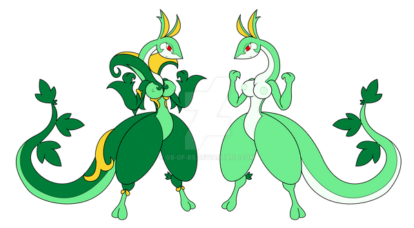 Serperior by GB-of-BS