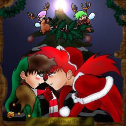 Merry Christmas Twerp by GB-of-BS