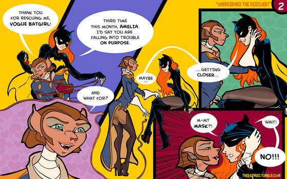Captain Amelia and Vogue Batgirl - 02