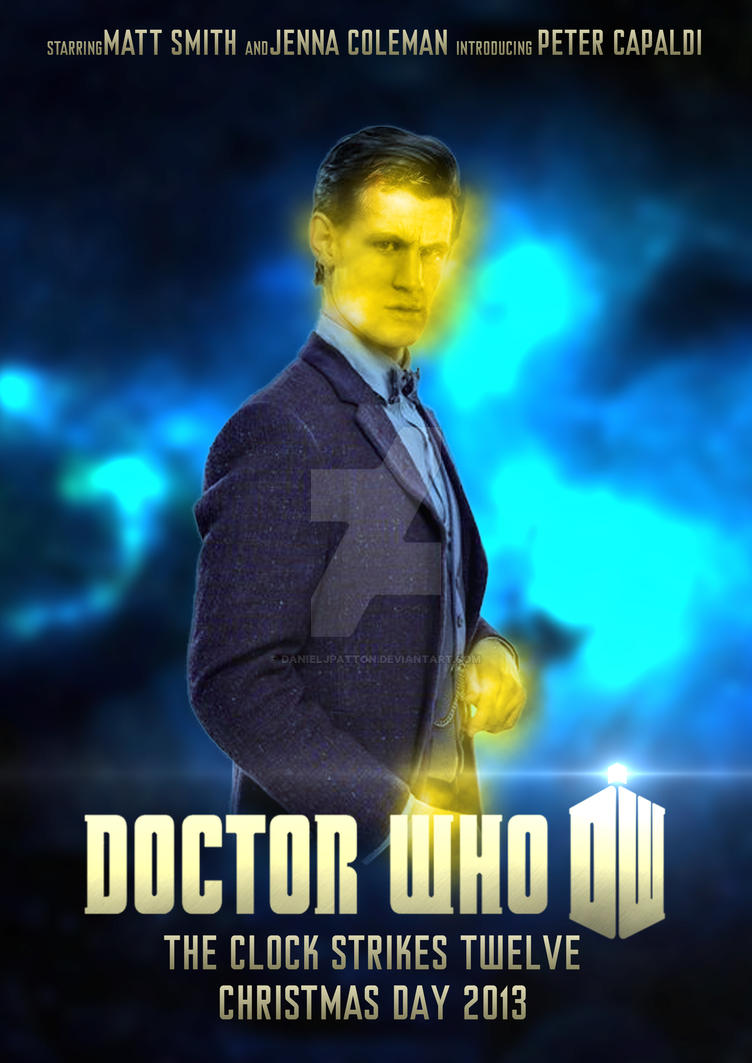 Doctor Who Christmas Special 2013.Doctor Who Christmas Special 2013 Poster By