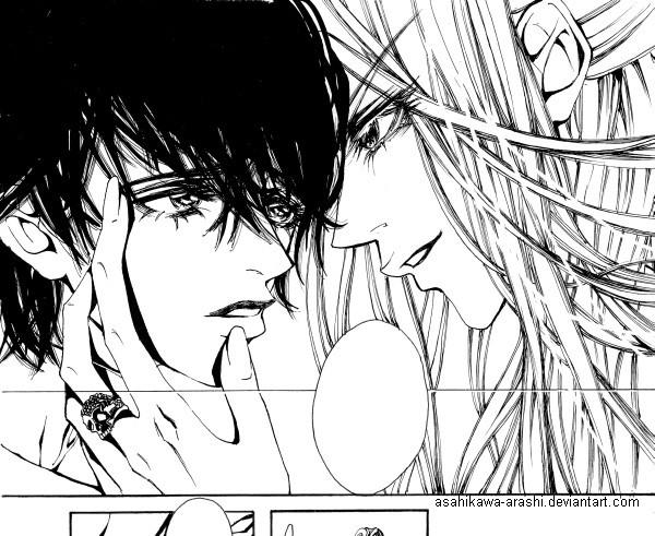 MORI - AZUMA - yaoi manga by asahikawa-arashi