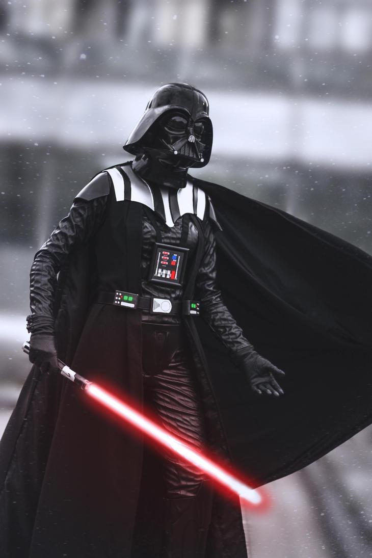 Lady Vader by Karnivan