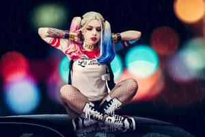 Harley Quinn by Karnivan