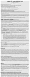 Camera Buying Guide by likwidoxigen