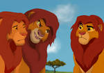 Simba, Simba, and ...Simba?