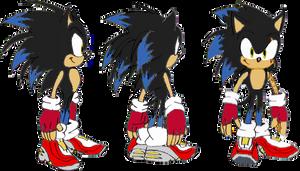 Xerox the Hedgehog (Form III)
