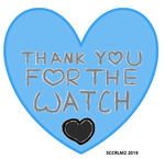 Thank You My Watchers
