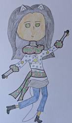 Fairy Vial MYO Joy of Caring and Ditsy