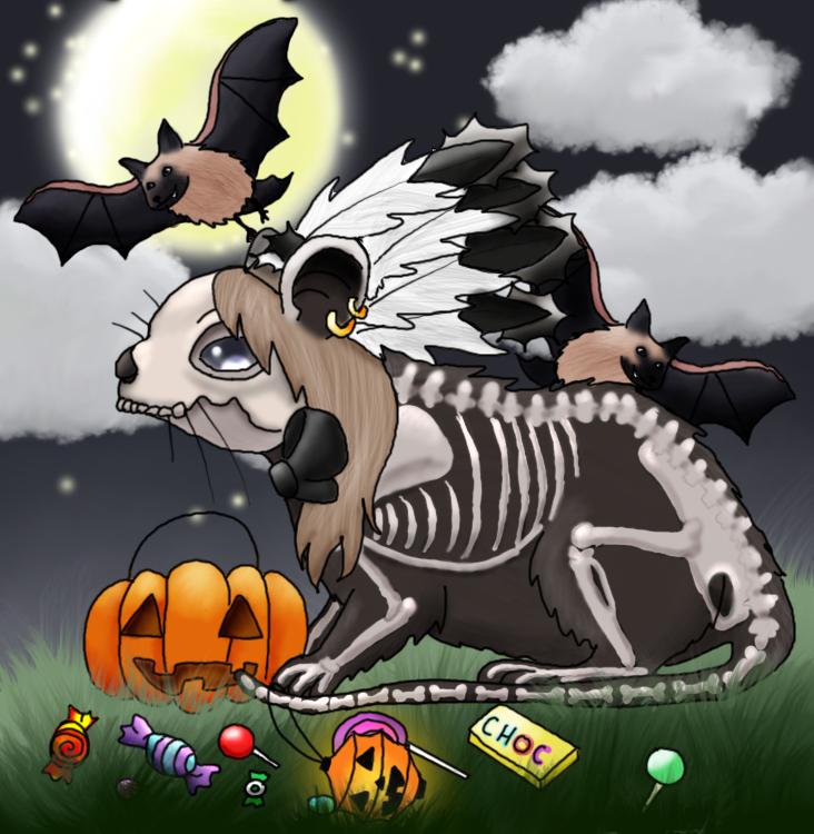 Halloween by Rekinna
