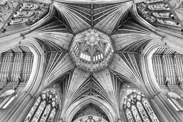 Inside Ely Cathedral