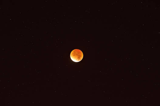 Super Duper XXL Blood Moon,or just a lunar eclipse