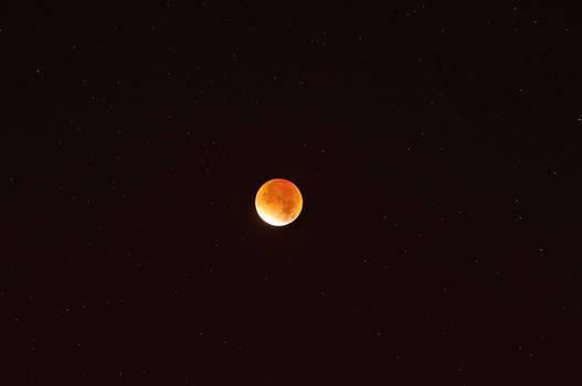 Super Duper XXL Blood Moon,or just a lunar eclipse