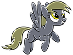 Derpy Hooves Chrome