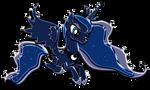 Princess Luna Chrome