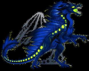 Creelore, Raptor of the Deep