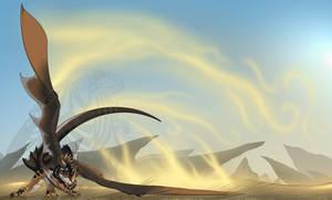 Commission: Desert Drifting