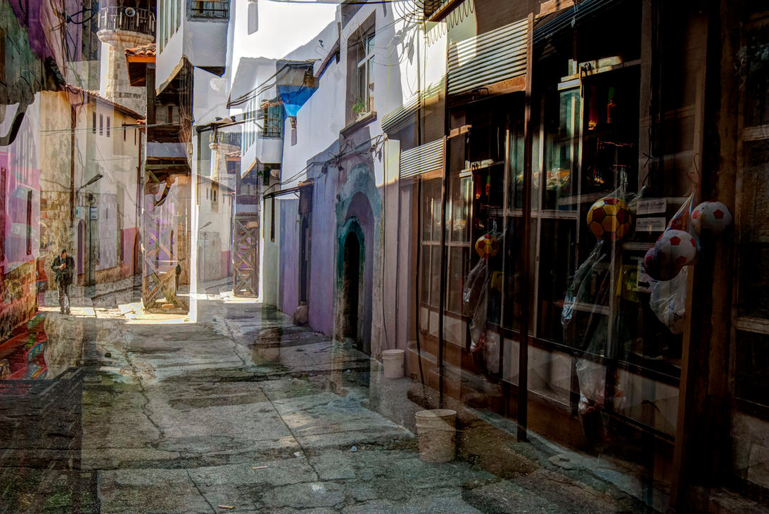 renk ve sokak by Silpius