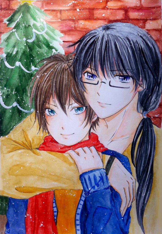 Beside by RinkiYukatari