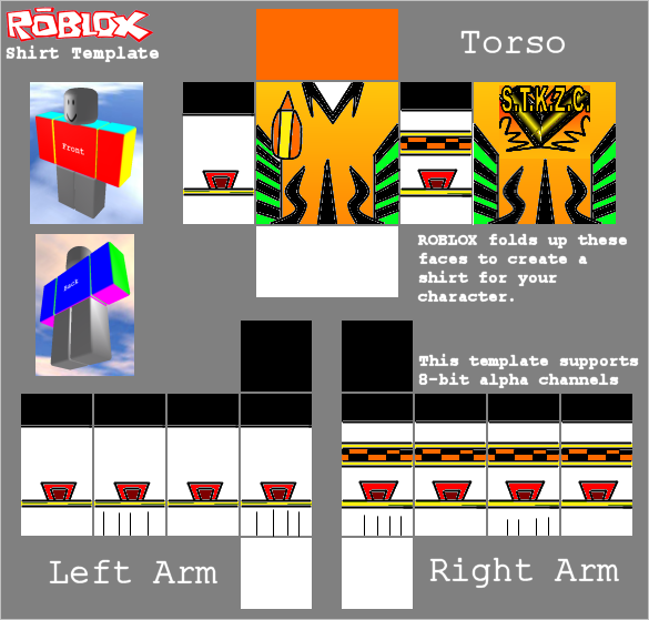 clan shirt design for roblox by wabburio on deviantart. Black Bedroom Furniture Sets. Home Design Ideas