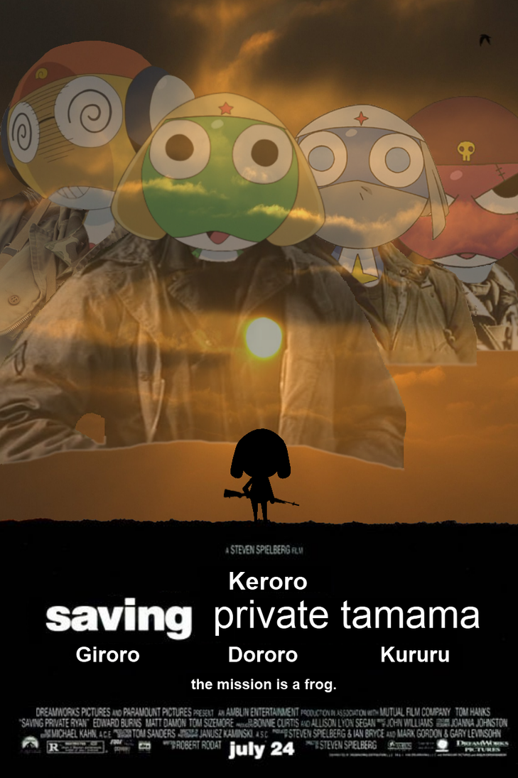 Saving Private Tamama by TheFreeze812