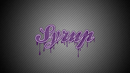 Syrup Wallpaper by mtzGrafen