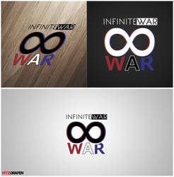 Infinite War Logo by mtzGrafen