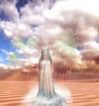 Serafitas, the Water Goddess by OpheliaRosenblut