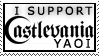 Support Castlevania Yaoi stamp by OpheliaRosenblut