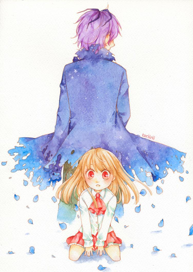 Ib - All Alone by tariirii