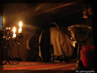 Intruder.... Pirate in the Inn by miss-mc
