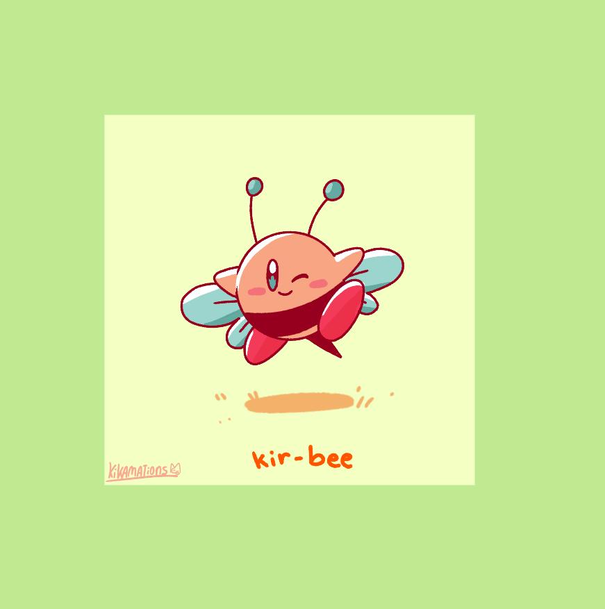kir-Bee (kirby fanart)