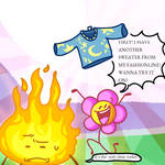 Lots of sweaters for firey (Bfb)