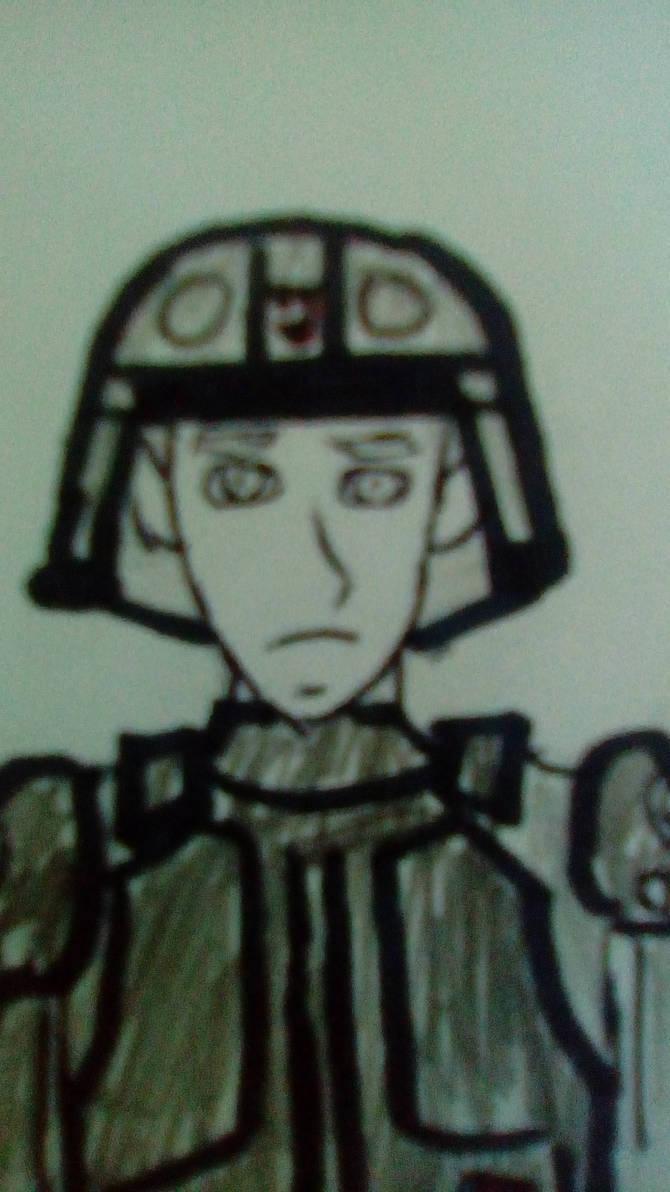 Imperial Troop Transport Driver