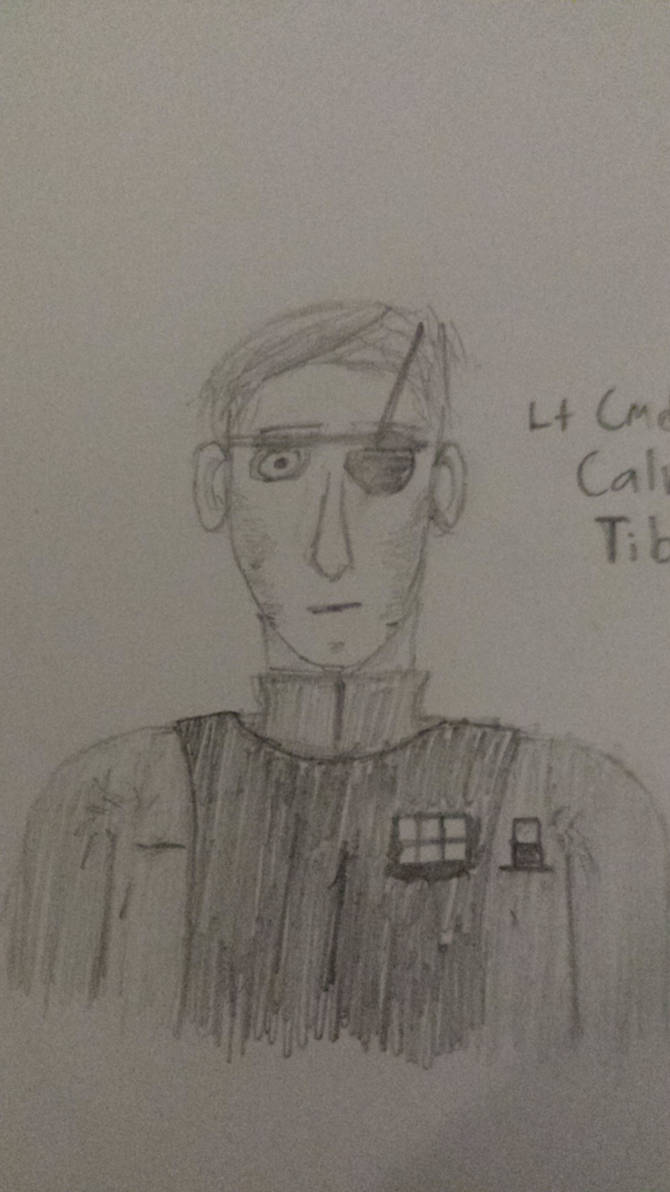 Lt Cmndr Tibby