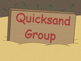 New Quicksand Group Logo by SuperVegeta1986