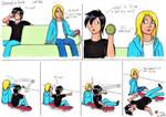 Damned on Earth Comics - Wall Ball by KillerTeddyBear94