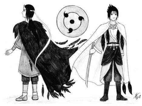 Itachi Sasuke - Ondatra King