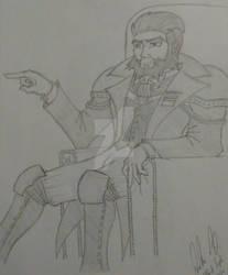 Rickard Character Concept Art 2