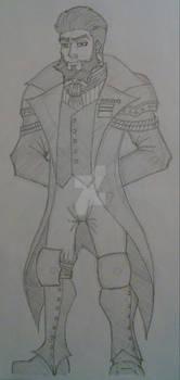 Rickard Character Concept Art 3