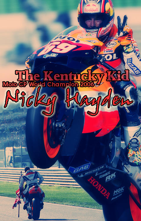 The Kentucky Kid by manicstreetpreacher