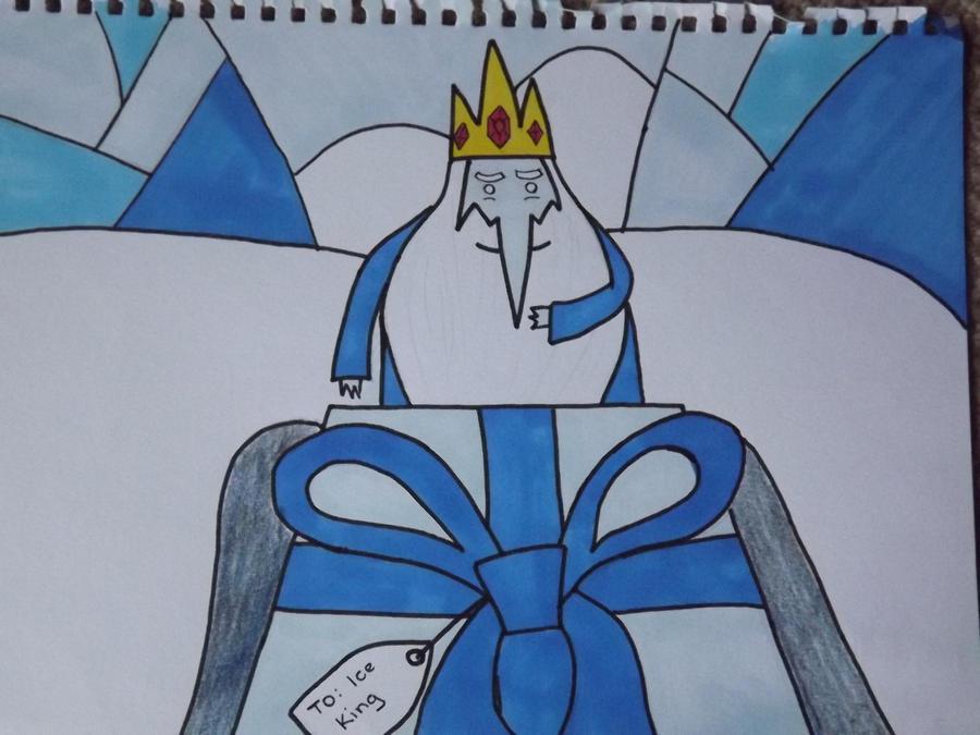 For... me...? - Merry Christmas Usagi! by binkytehninja