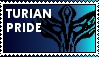 Turian Pride stamp by greenmamba5