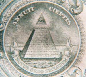 Green Illuminati by thrance