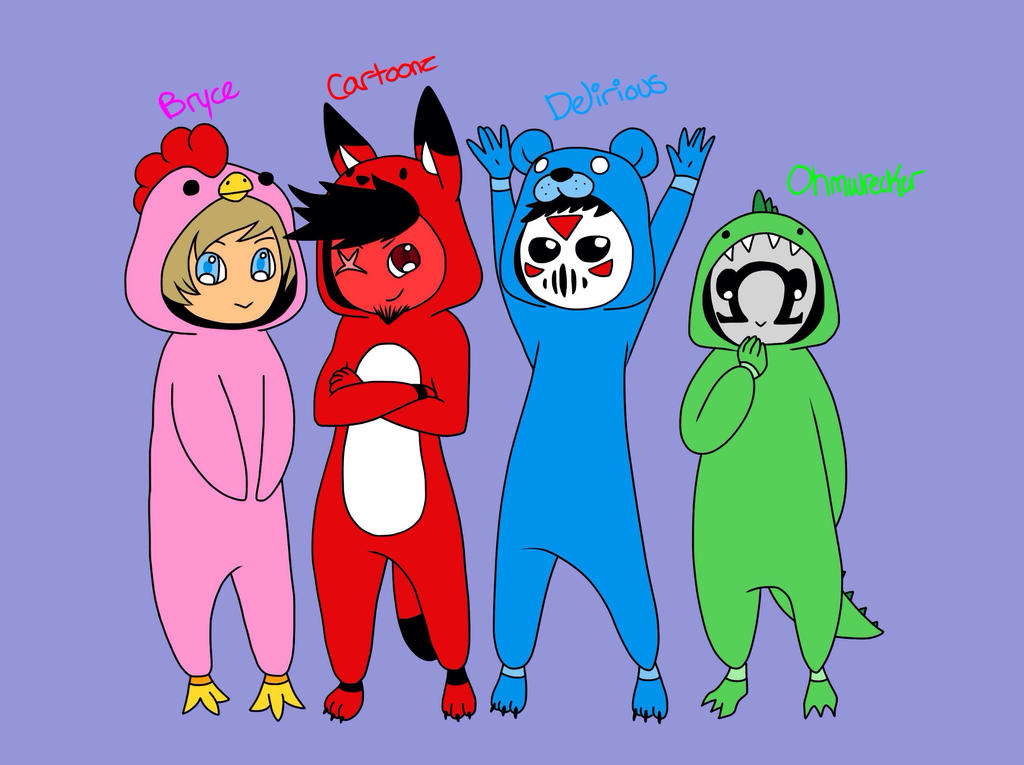 how to add other players gang beasts ps4