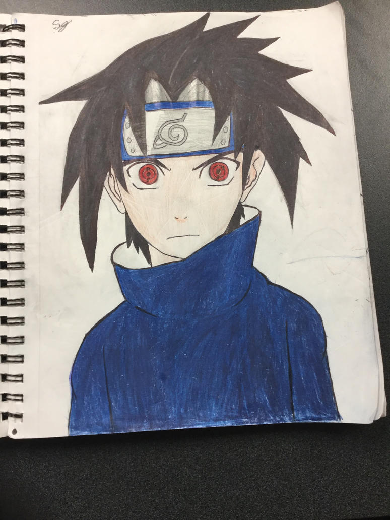 Sasuke (To clarify) by TheOneAndOnlyRice