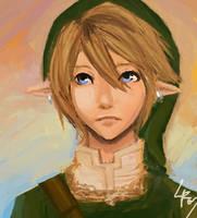 Link by khchibi-lurver