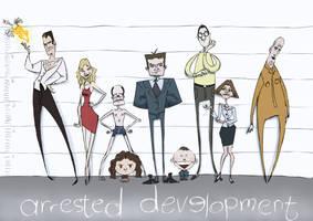 Arrested Development by Springymajig